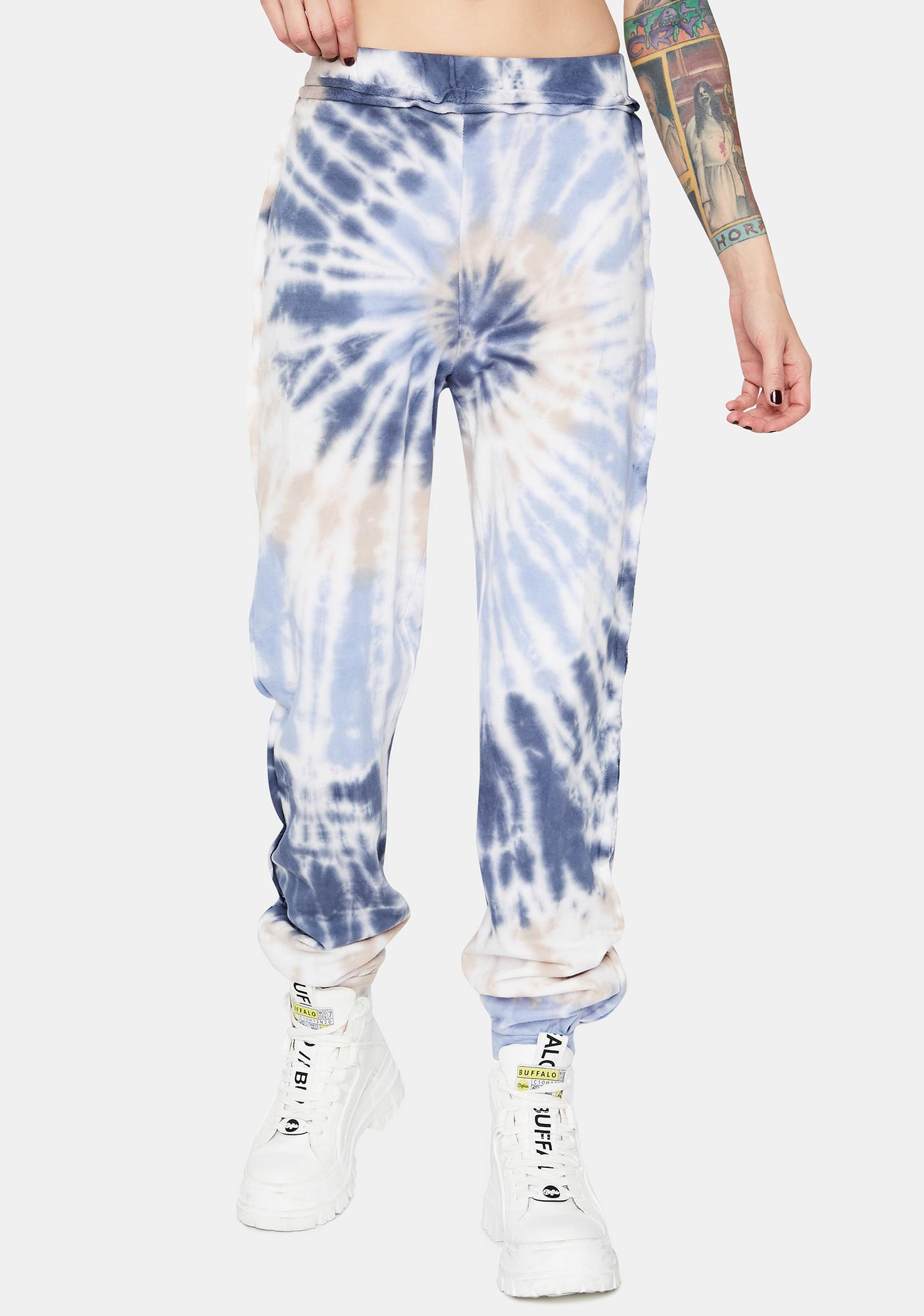 Groove Groupie Tie Dye Sweatpants