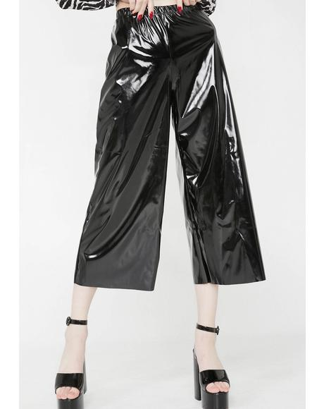 Irresistible Creature PVC Pants