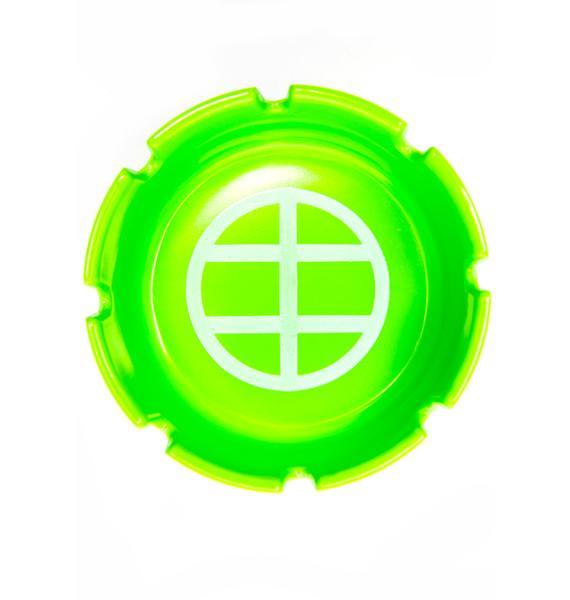 HUF Plastic Logo Ashtray
