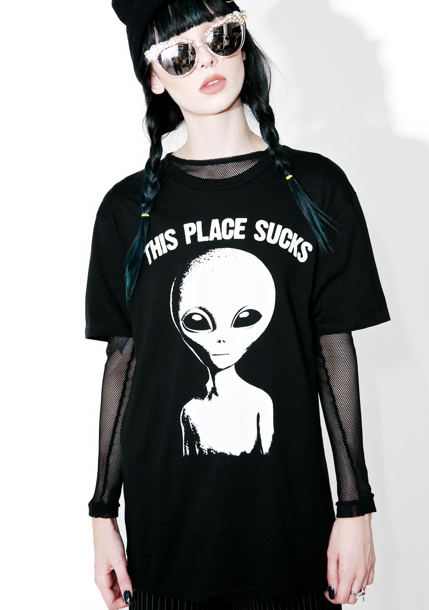 This Place Sucks Tee