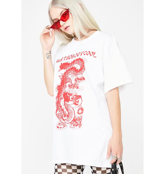 Ain't Nobody Cool Takeout Graphic Tee