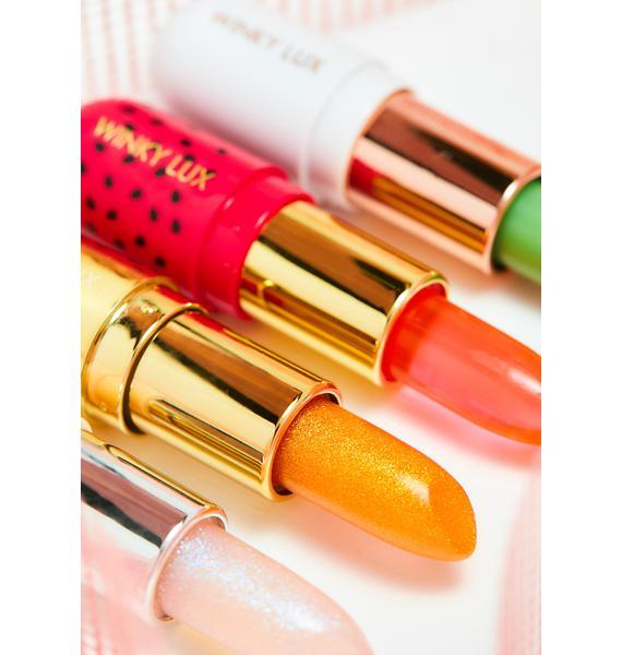 Winky Lux Matcha Lip Balm