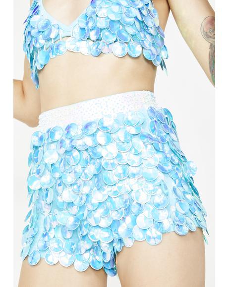 Sapphire Interstellar Shorts