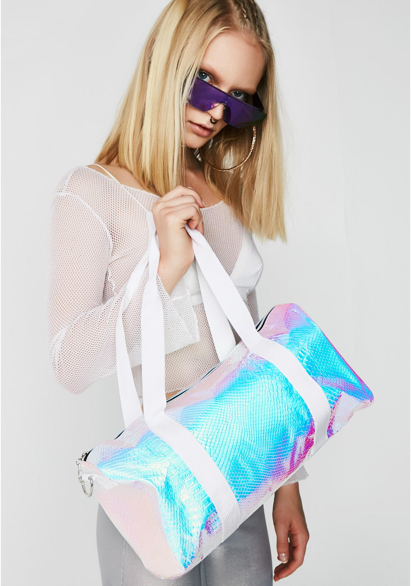 Illuminated Jungle Gym Bag