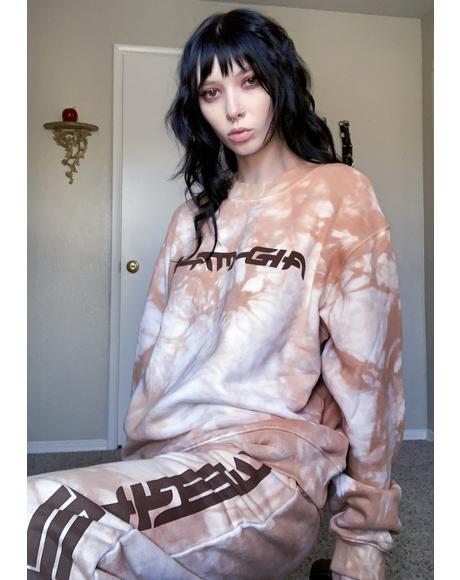 Cosima Tie Dye Jumper