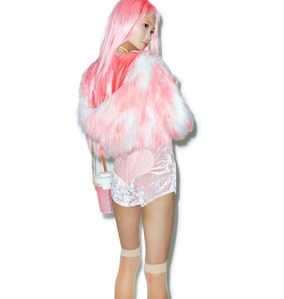 24HRS Velvet Lovin' Shorts