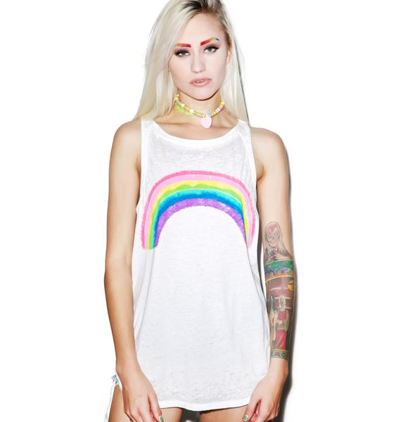 Chaser Chasing Rainbows Tank