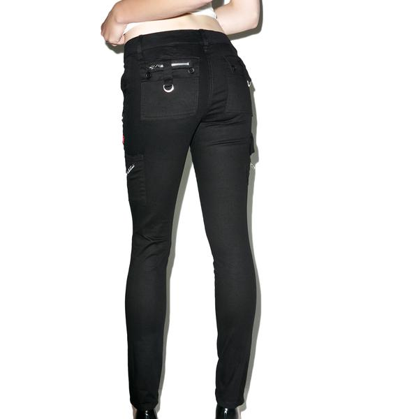 Tripp NYC Zipper Punk Pants