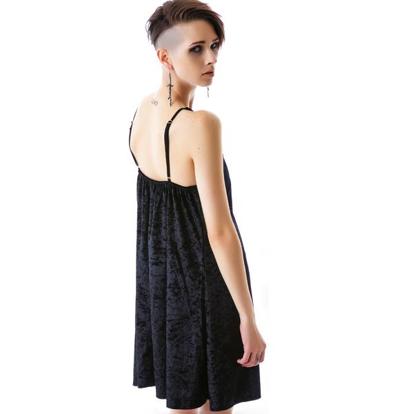 Bewitched Velvet Dress
