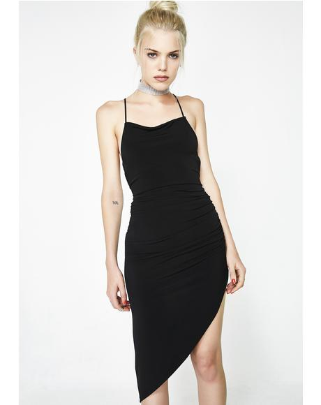 Misbehaved Asymmetrical Dress
