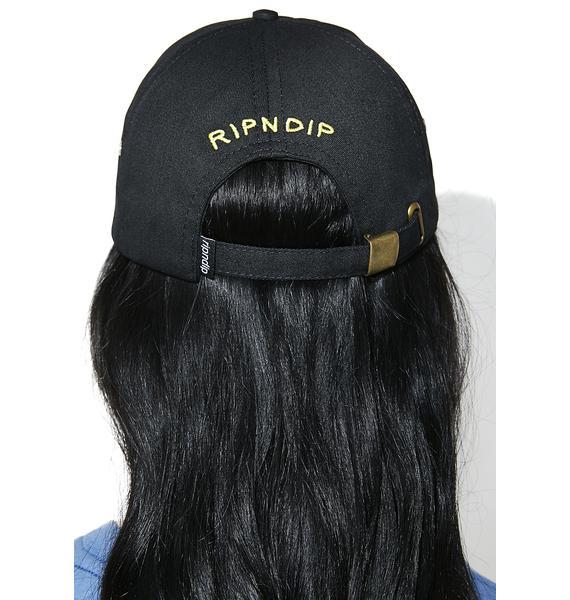 RIPNDIP Everything'll Be Okay Six Panel Hat