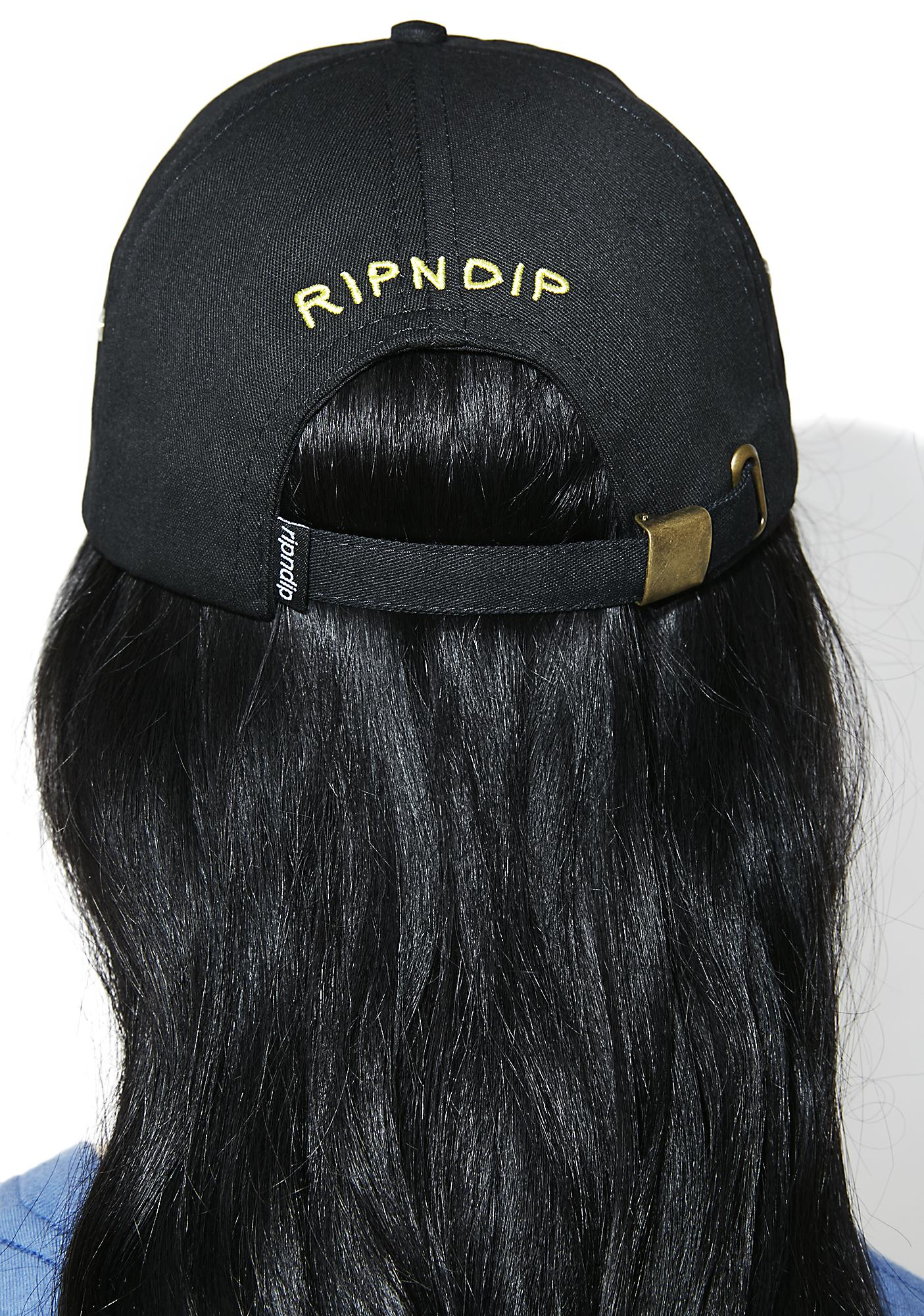 RIPNDIP Everything'll Be Okay Six Panel Hat