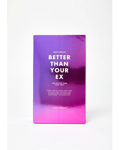 Better Than Your Ex Clitoral Vibrator