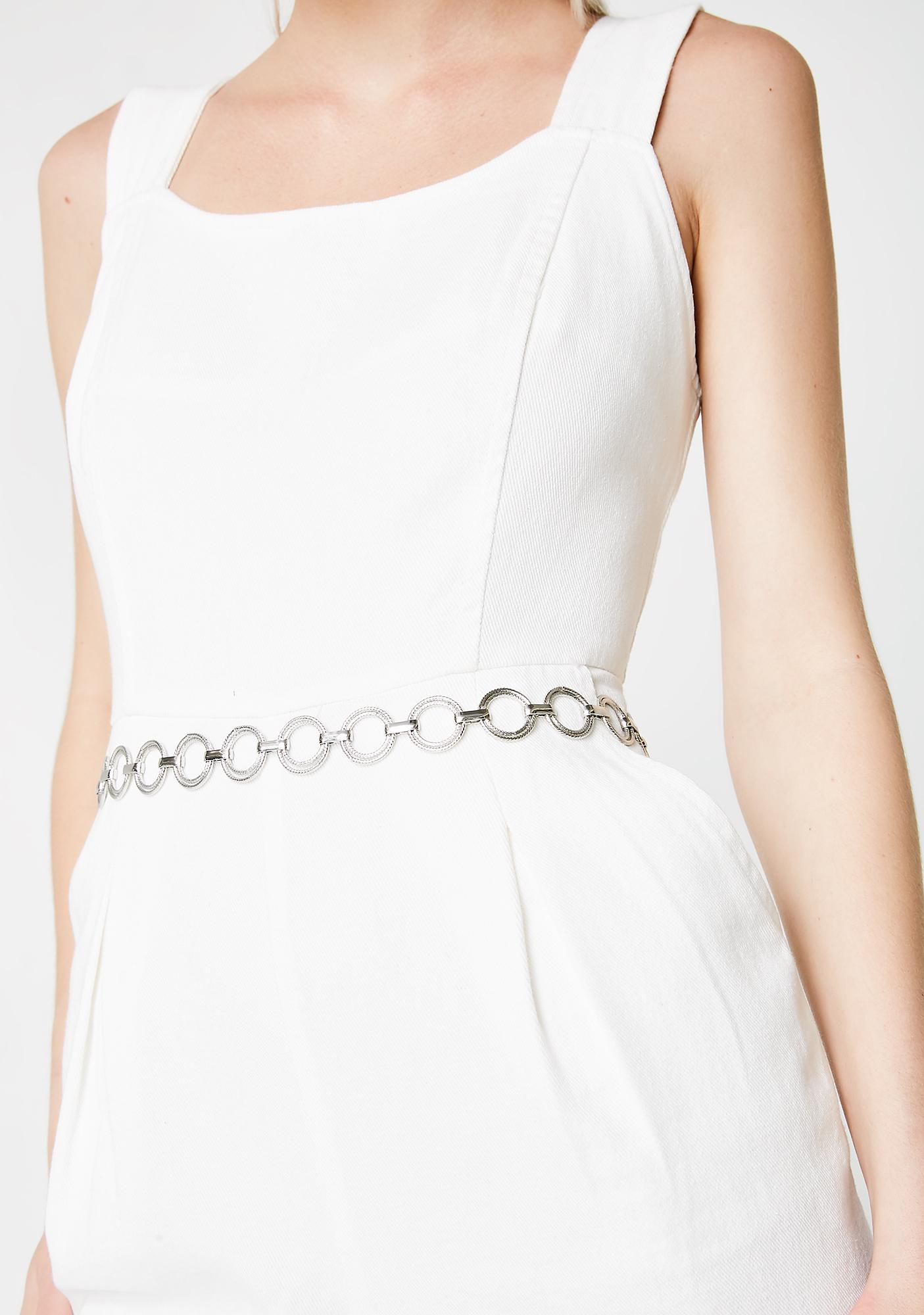 Be Groovy Ring Belt