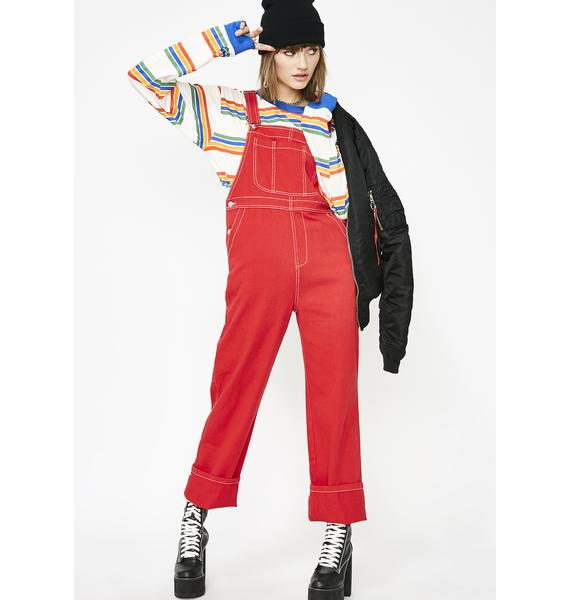The Homie Baggy Overalls