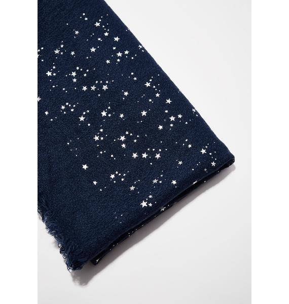 Star Wishes Scarf