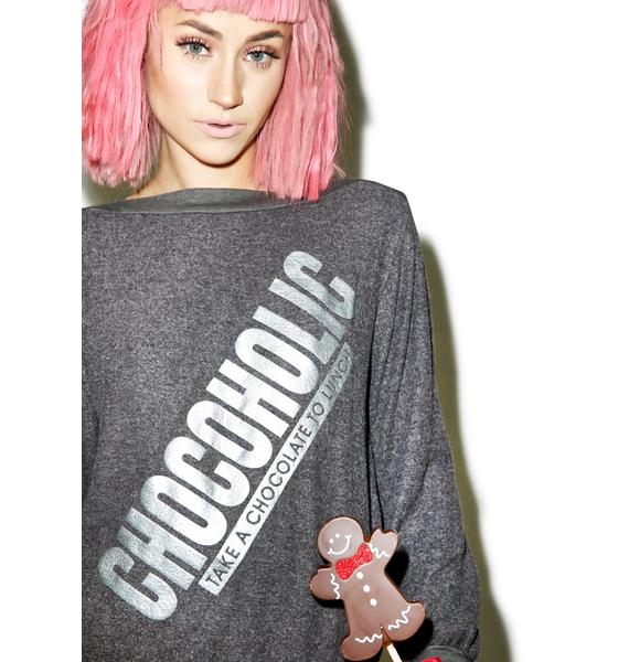 Wildfox Couture Chocoholic Brunch Jumper
