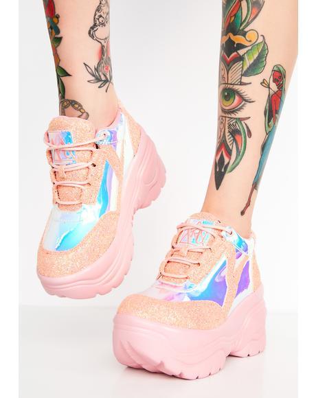 Matrixx Platform Sneakers