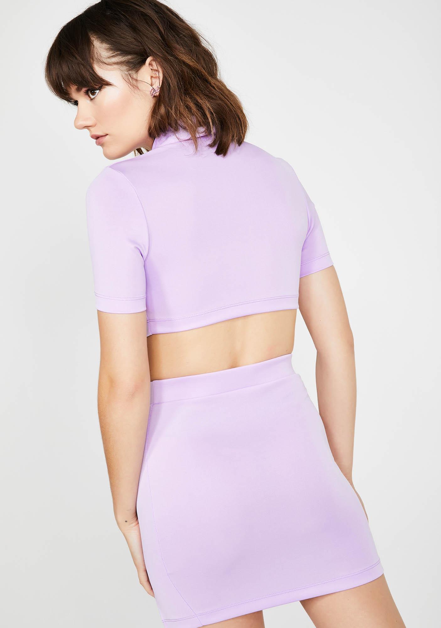 Business Bish Skirt Set