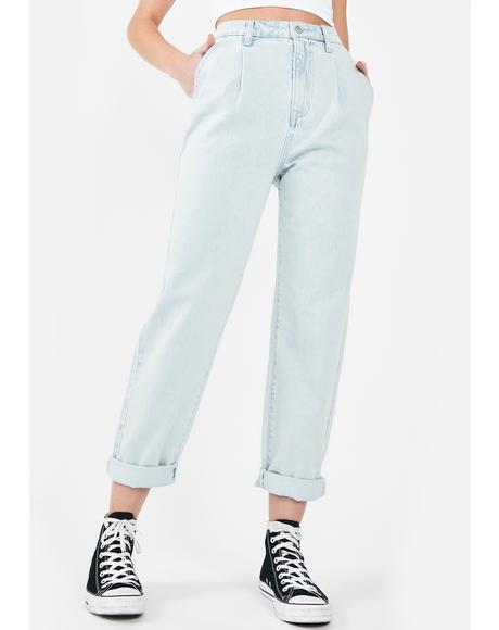 Vapor Denim Jeans