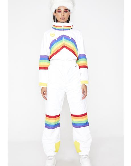 Sunrise Shredder Ski Suit