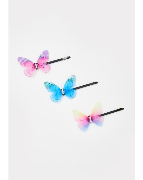 Supa Dupa Fly Hair Clips