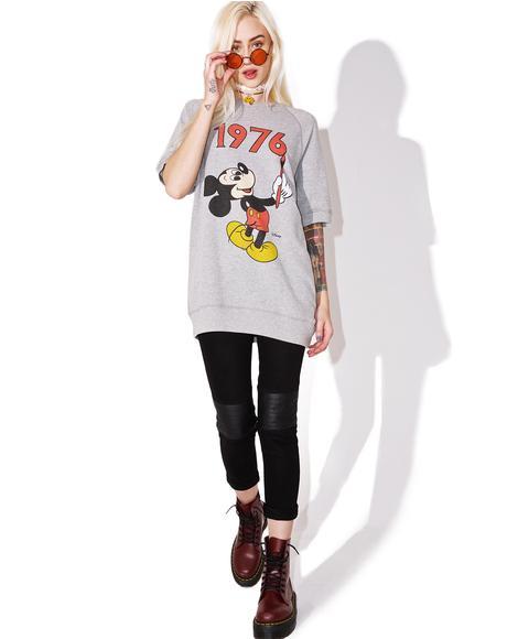 Mickey Raglan Sweatshirt