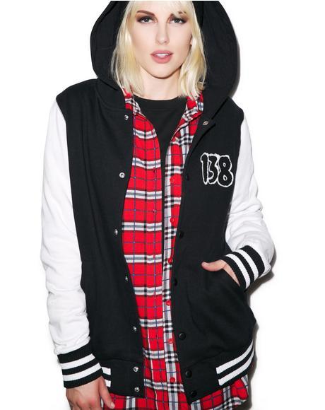 Misfits Varsity Jacket