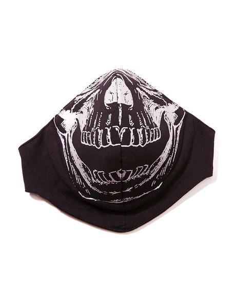 Skull Dust Mask