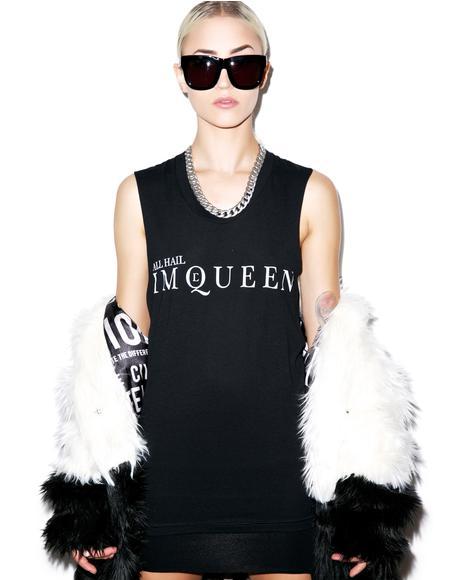 Queenie Muscle Tee