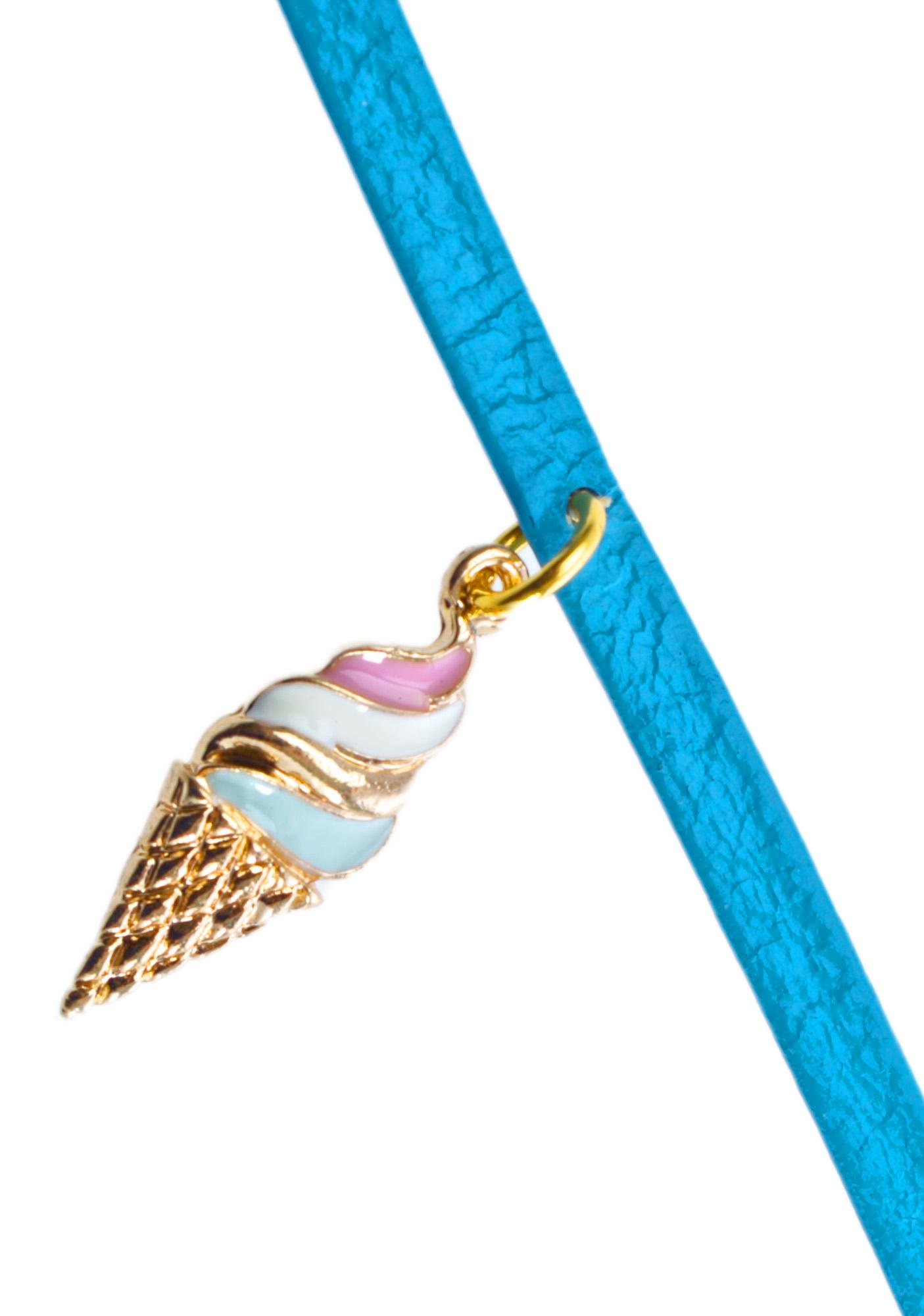 Vidakush Ice Cream Choker