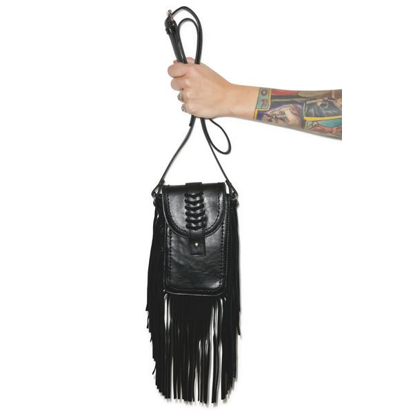 Nila Anthony Mendocino Fringe Bag