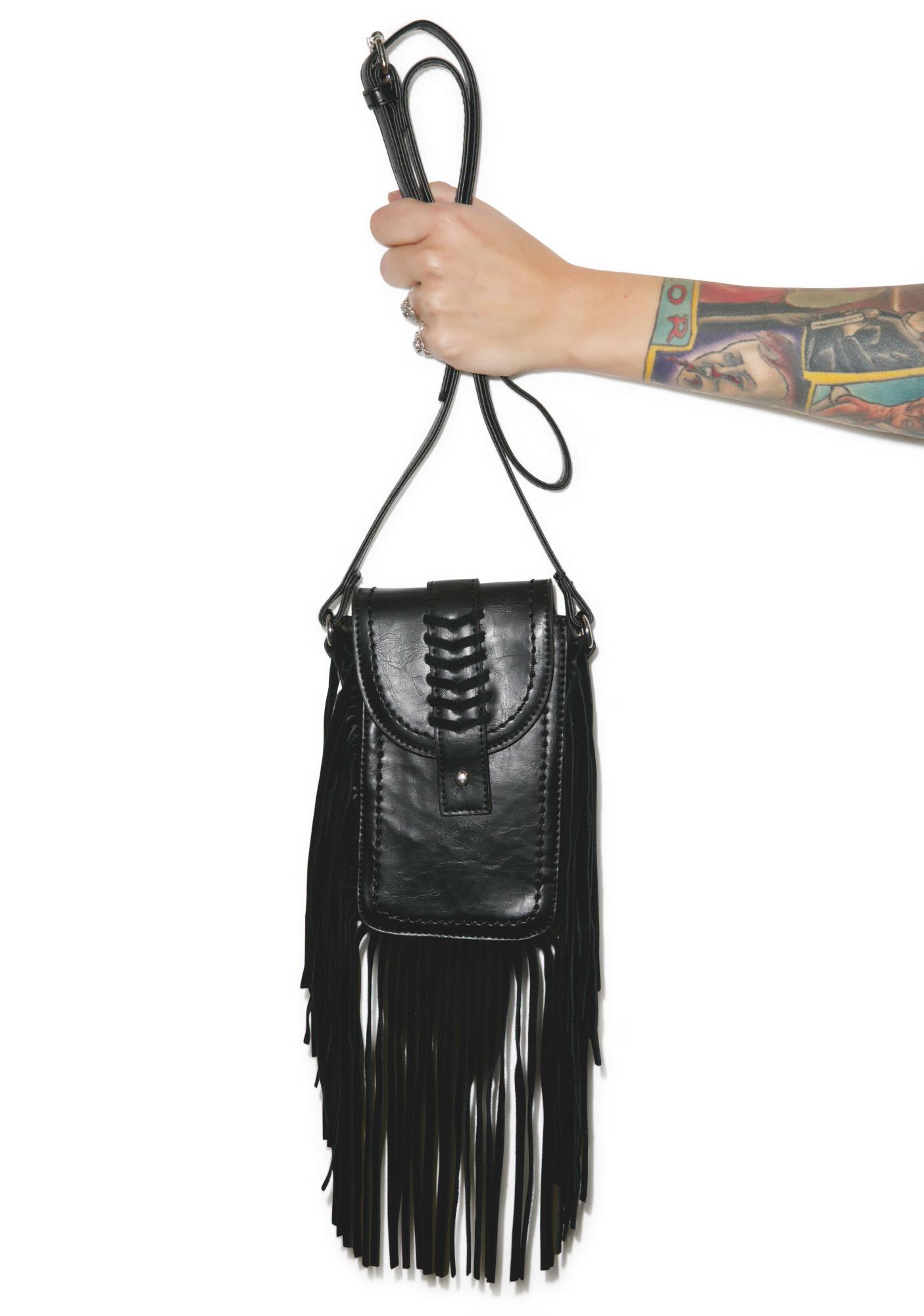 Nila Anthony Mendocino Fringe Bag