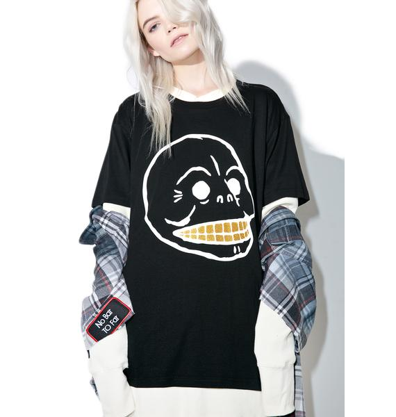 Cheap Monday Grills Standard Tee