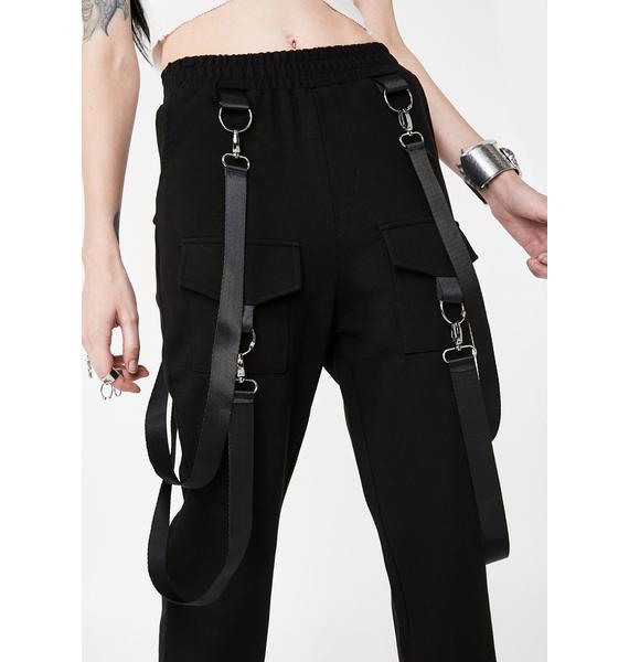 Kiki Riki Hellish Heathen Cargo Pants