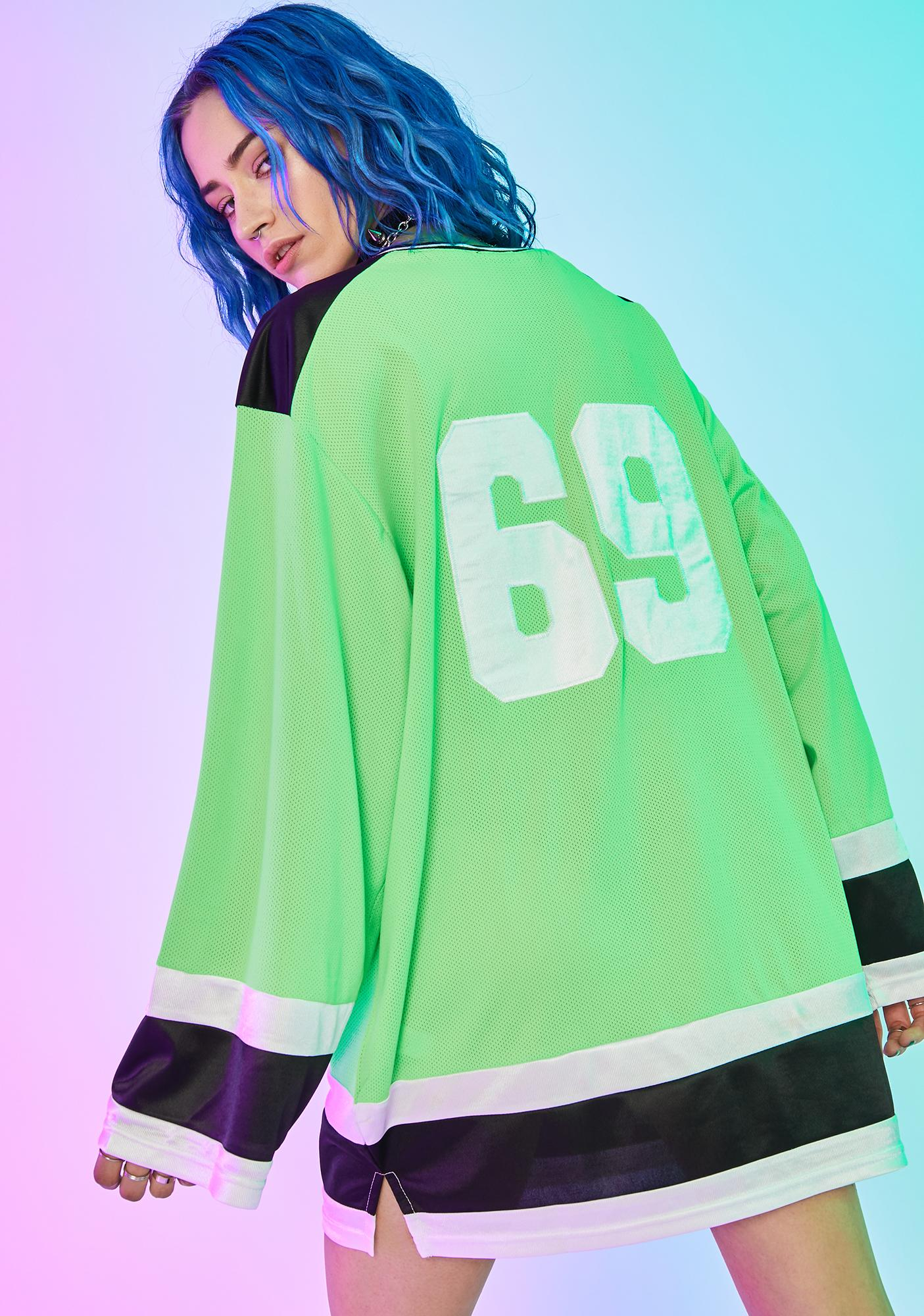Current Mood My Kinda Game Oversized Jersey