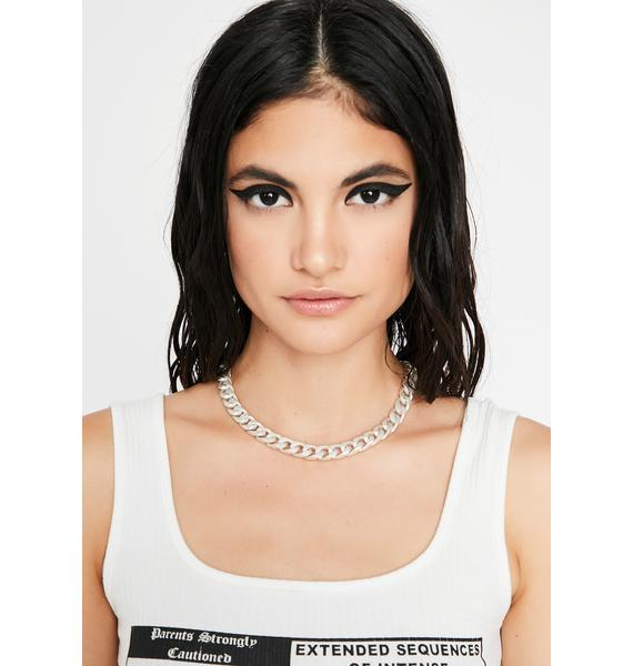Icy Girl Chain Necklace