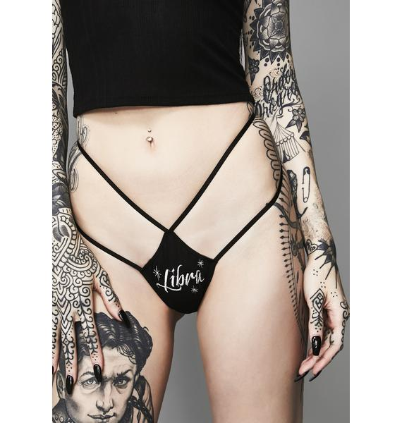Widow Dark Side Of Libra Panty