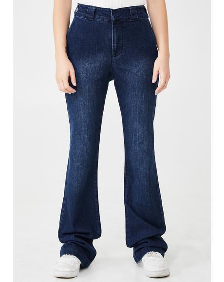FLEX Bootcut Trouser Jeans