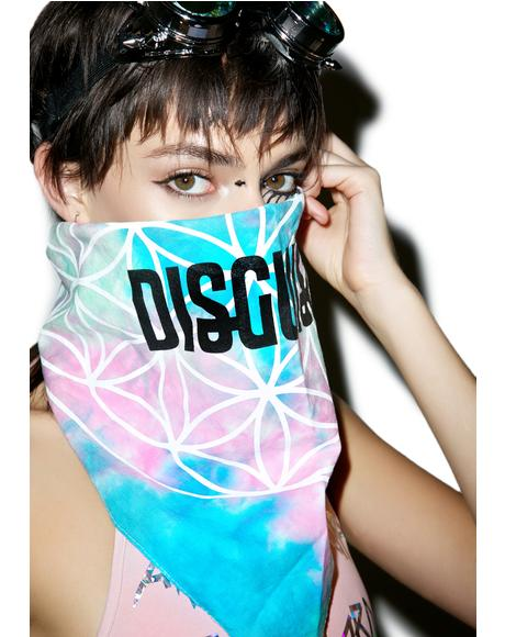 x Disguise Flower Of Life Bandana