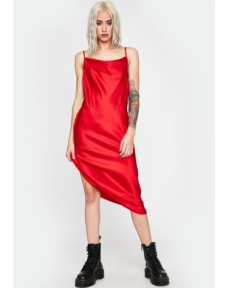Ruby Hopeful Trust Midi Dress