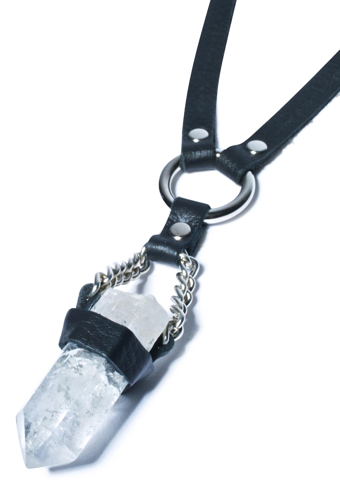JAKIMAC Chain Game Deity Necklace