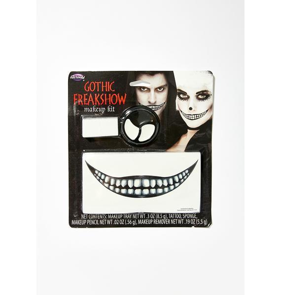 Gothic Fangs Makeup Kit