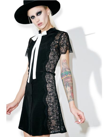 Mon Cheri Bow Dress