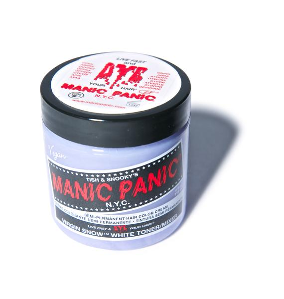 Manic Panic Virgin Snow Classic Toner