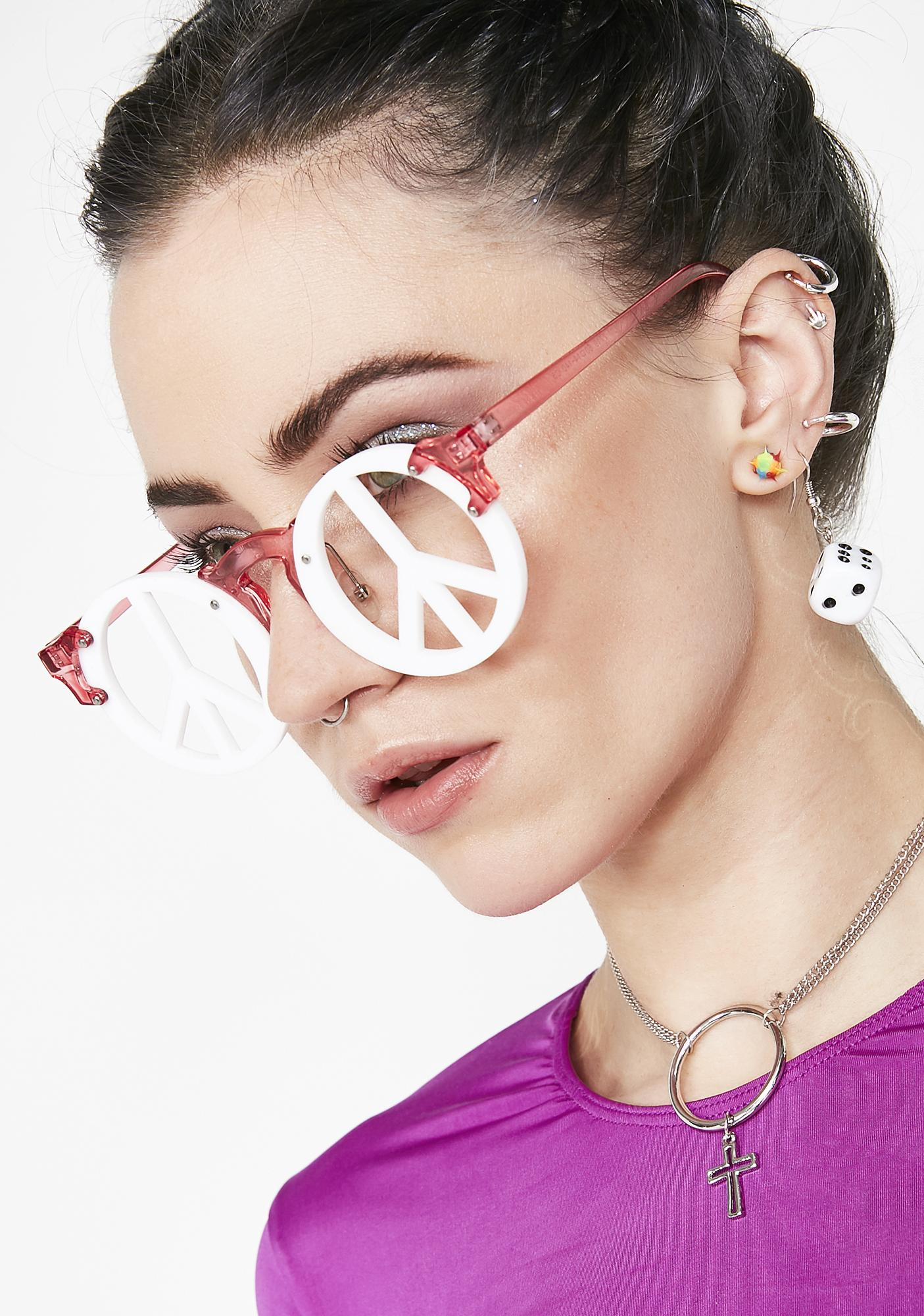 Peace N' Harmony Sunglasses