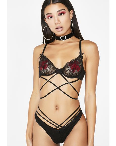 All I Want Is You Strappy Set