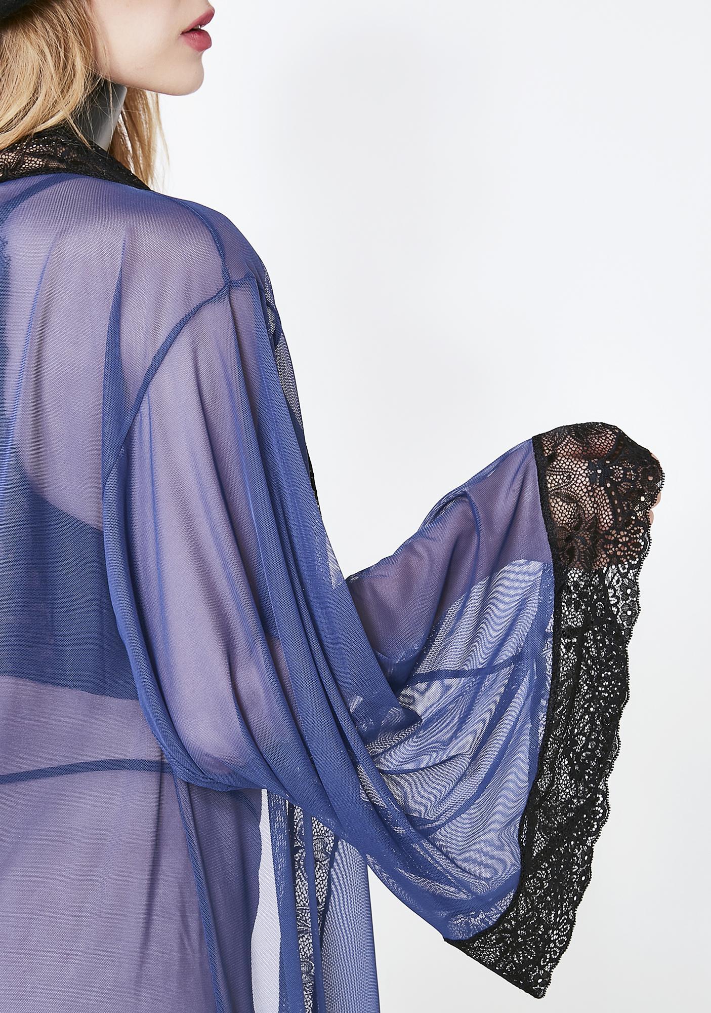 Lapis Moonlit Night Robe Set