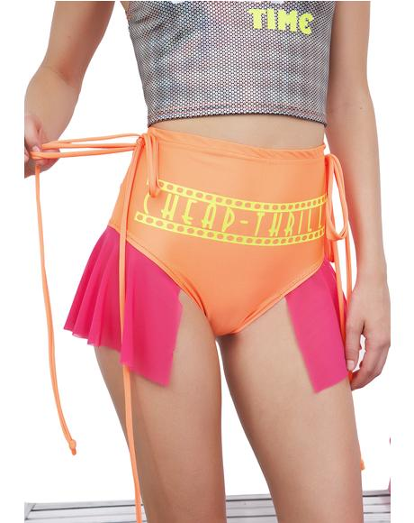 Cheap Thrills Hot Pants