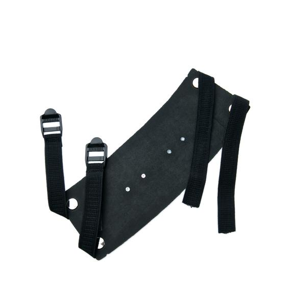 Club Exx Crazy O-Ring Leg Harness